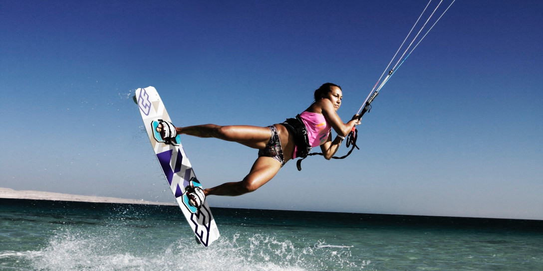 2-4 day Advanced Kitesurfing Course in Sardinia | OutdoorVisit.com