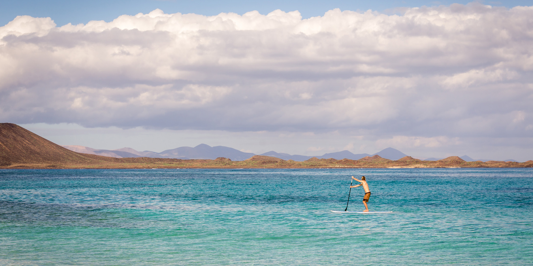 Stand Up Paddleboarding Tour in Lanzarote