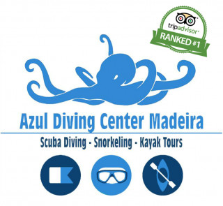 AZUL DIVING CENTER logo